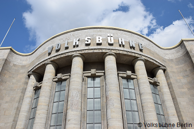 Foto Volksbühne Berlin
