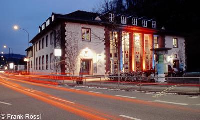 Foto Kulturhaus Karlstorbahnhof Heidelberg