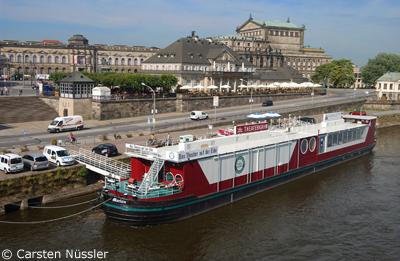 Foto Theaterkahn Dresden