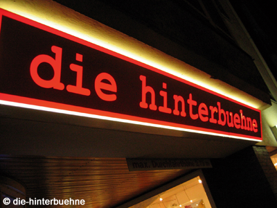 Foto die hinterbuehne Hannover