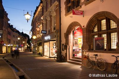 Foto Wallgraben Theater Freiburg im Breisgau