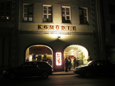 Foto Komödie am Altstadtmarkt Braunschweig