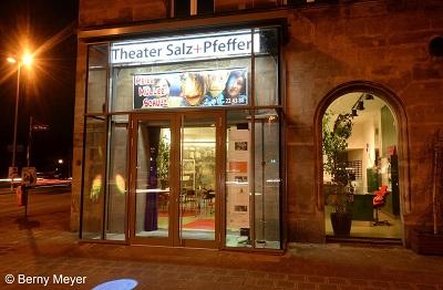 Foto Theater Salz und Pfeffer Nürnberg