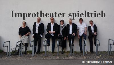 Foto Improvisationstheater Spieltrieb Sigmaringen