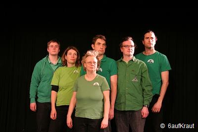 Foto 6aufKraut Improvisationstheater Fürth