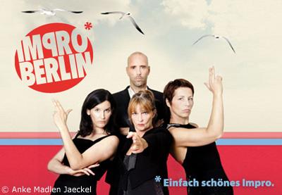 Foto ImproBerlin Berlin