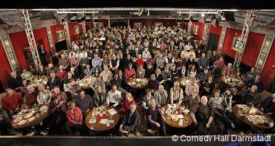 Foto Comedy Hall Darmstadt