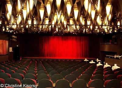 Foto Kabarett-Theater Die Stachelschweine Berlin