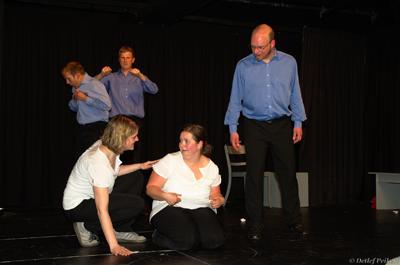 Foto comedia spontane Improvisationstheater Aachen