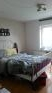 A view from the living room into the bedroom, sorry about the untidiness.... will be totally clean when you move in ;)