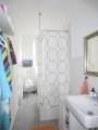 Bad mit Toilette (sowie sep. WC)