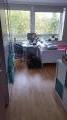 Dein Zimmer :-) Sicht von der Tür - Große Fensterfront