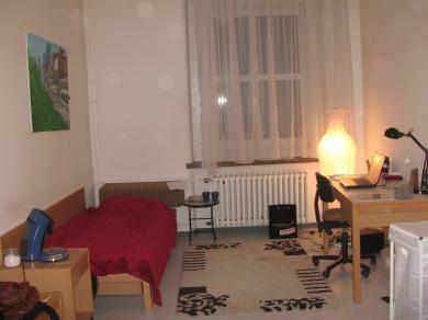 zimmer im studentenwohnheim ulmenweg wg zimmer in mannheim k fertal. Black Bedroom Furniture Sets. Home Design Ideas