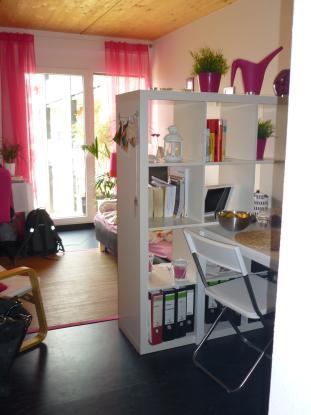 sch nes helles vollm biliertes einzelappartment im eastsite wohnheim 1 zimmer wohnung in. Black Bedroom Furniture Sets. Home Design Ideas