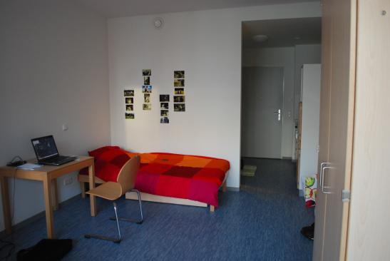 zimmer im studentenwohnheim zum zwichenmieten 1 zimmer wohnung in mainz mainz. Black Bedroom Furniture Sets. Home Design Ideas