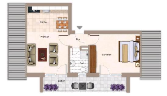 wohnungen aurich wohnungen angebote in aurich. Black Bedroom Furniture Sets. Home Design Ideas