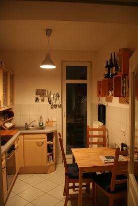 Schleu Ig 3 Zimmerwohnung Mit Balkon Und Sch Nem Ausblick