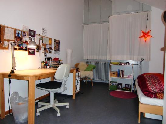 12m gro es zimmer in 2er wg im wohnheim iv in freising wg zimmer in freising v tting. Black Bedroom Furniture Sets. Home Design Ideas