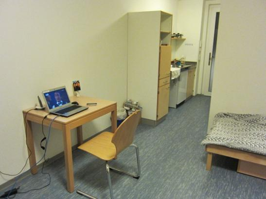 Öffentlich geförderte 1 Zimmer Single Wohnung - WOHNBERECHTIGUNGSSCHEIN ERFORDERLICH!
