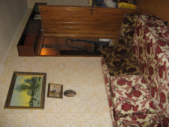 preiswerte 1 zimmer wohnung moskau 1 zimmer wohnung in moskau zhulebino. Black Bedroom Furniture Sets. Home Design Ideas