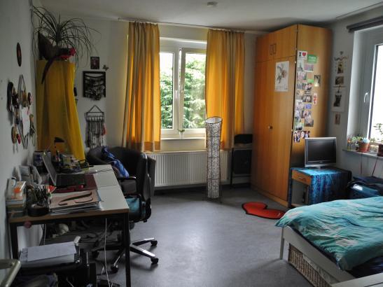 zwischenmiete in 5er wg im studentenwohnheim wg zimmer in dortmund eichlinghofen. Black Bedroom Furniture Sets. Home Design Ideas