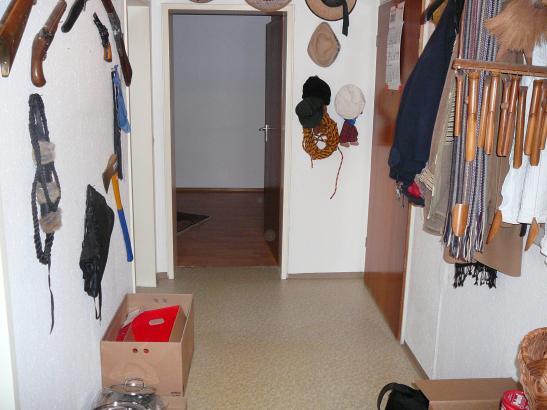 2 zimmer wohnung mit einbauchk che und bad wohnung in g nzburg krumbach. Black Bedroom Furniture Sets. Home Design Ideas