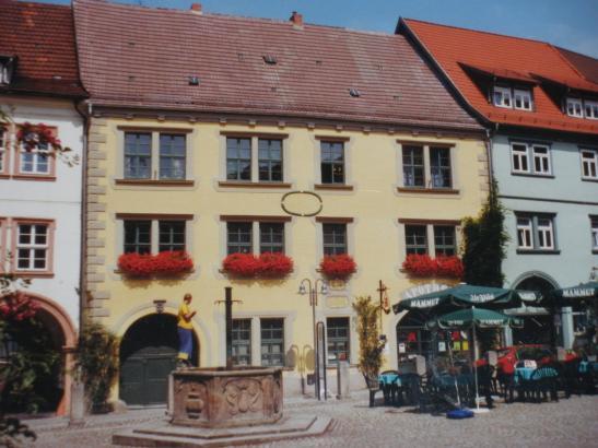 Wohnung Sangerhausen
