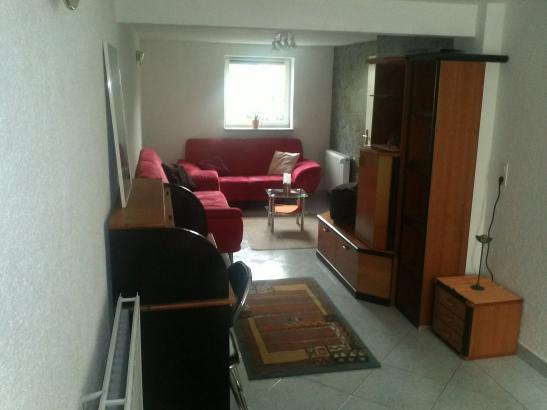 ideal f r wochenendheimfahrer praktikanten 1 zimmer wohnung in frankfurt am main dreieich. Black Bedroom Furniture Sets. Home Design Ideas