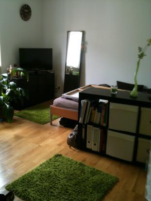 kleines aber feines 13 qm zimmer in zentraler wg wohngemeinschaften mainz mainz. Black Bedroom Furniture Sets. Home Design Ideas