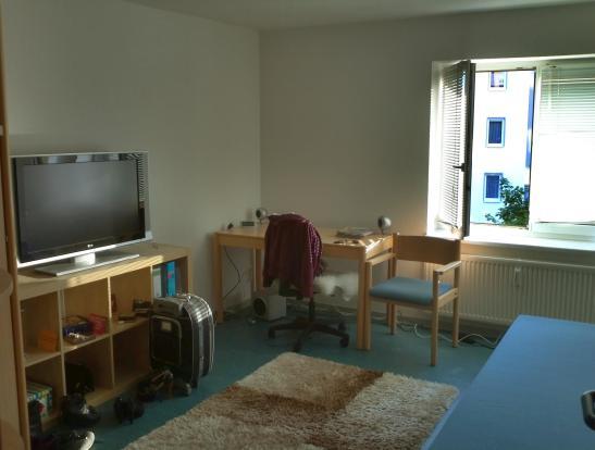 m bliertes 14qm zimmer in netter 3er wg im studentenwohnheim zimmer m bliert rostock s dstadt. Black Bedroom Furniture Sets. Home Design Ideas