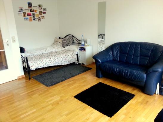 1 zimmer wohnung in super lage 1 zimmer wohnung in freiburg im breisgau stadt. Black Bedroom Furniture Sets. Home Design Ideas