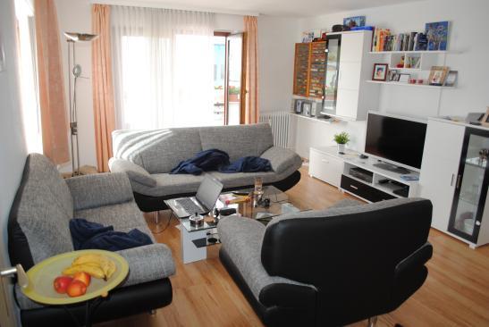 sch ne 3 zimmerwohnung mit balkon wohnung in villingen schwenningen schwenningen. Black Bedroom Furniture Sets. Home Design Ideas