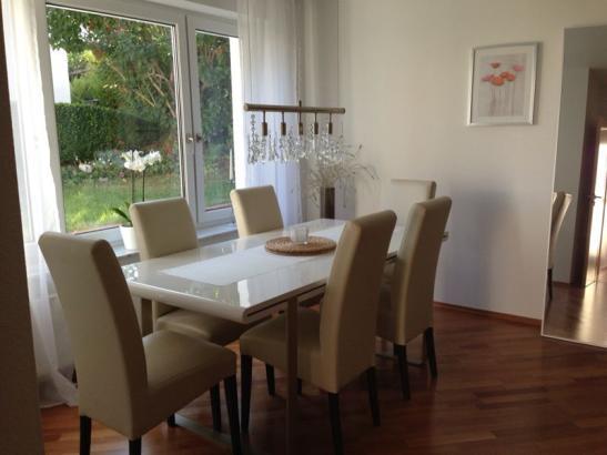 moderne 2 zimmer wohnung mit garten wohnung in friedberg hessen rosbach v d h he. Black Bedroom Furniture Sets. Home Design Ideas