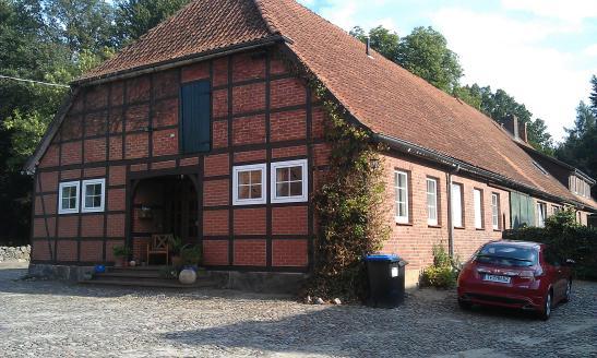 l ndlich wohnen auf dem bauernhof wohnung in l neburg bohndorf altenmedingen. Black Bedroom Furniture Sets. Home Design Ideas