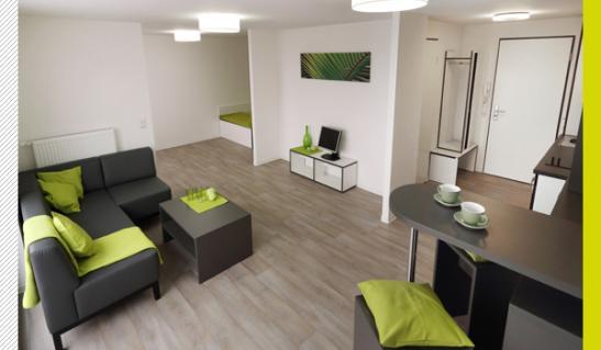 penthouse apartment erstbezug untermiete wohnung in schw bisch gm nd. Black Bedroom Furniture Sets. Home Design Ideas