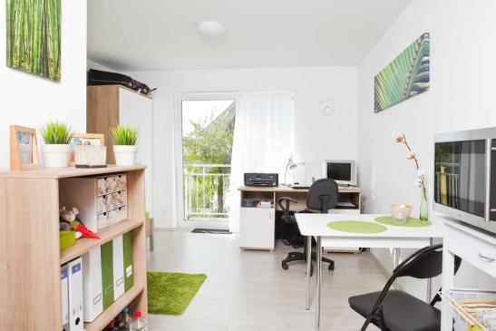 student lake haus vs f r duale studenten der dhbw 1 zimmer wohnung in villingen schwenningen. Black Bedroom Furniture Sets. Home Design Ideas