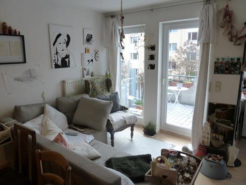 sch ne 1 zimmer wohnung im paradies 1 zimmer wohnung in konstanz paradies. Black Bedroom Furniture Sets. Home Design Ideas