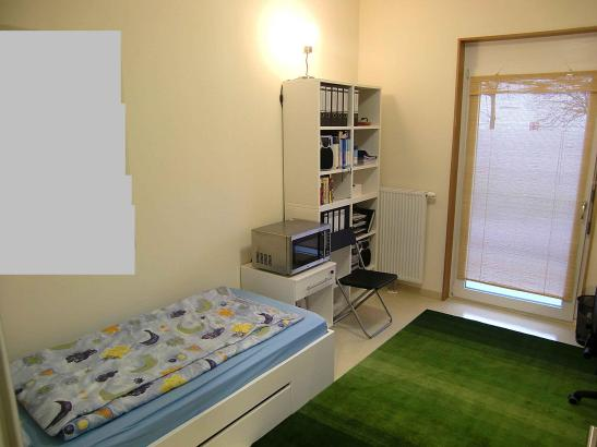 1 zi app studentenwohnheim 20m m bliert 1 zimmer wohnung in mannheim. Black Bedroom Furniture Sets. Home Design Ideas