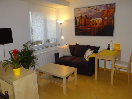 vollm bliert 1 zimmer appartment zentrumsnah 20qm 1. Black Bedroom Furniture Sets. Home Design Ideas