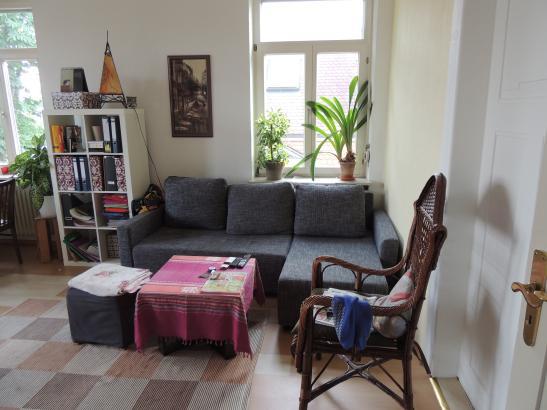 lichtdurchflutete 3 zimmer wohnung mit n he zum zentrum. Black Bedroom Furniture Sets. Home Design Ideas