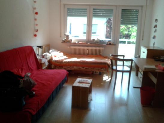gem tliche einzimmerwohnung in zentraler lage 1 zimmer wohnung in freiburg im breisgau stadt. Black Bedroom Furniture Sets. Home Design Ideas