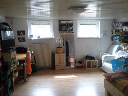 45 qm 1 zimmer wohnung in bamberg 1 zimmer wohnung in bamberg ost. Black Bedroom Furniture Sets. Home Design Ideas