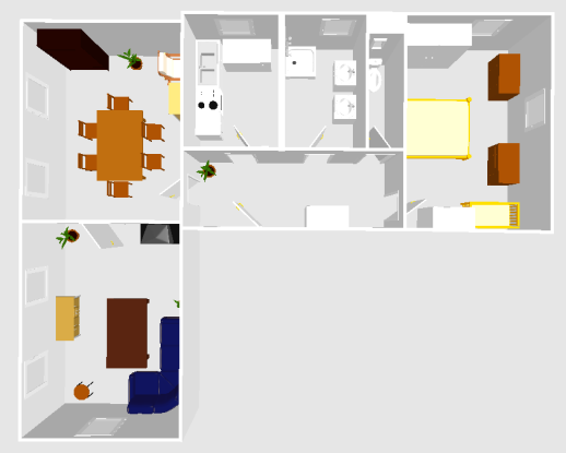 3 zimmerwohnung in kernstadt schw bisch gm nd wohnung in schw bisch gm nd kernstadt. Black Bedroom Furniture Sets. Home Design Ideas