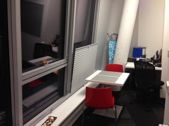 sehr modernes studentenapartment sehr nah an der dhbw hfu 1 zimmer wohnung in villingen. Black Bedroom Furniture Sets. Home Design Ideas
