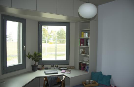 m bliertes zimmer im studentendorf adlershof 1 zimmer. Black Bedroom Furniture Sets. Home Design Ideas