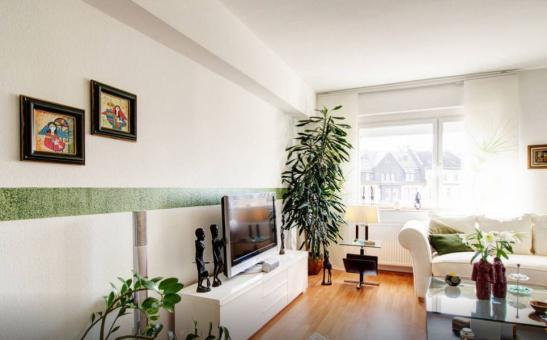 moderne 2 zimmer apartment in frankfurt am main wohnung in frankfurt am main innenstadt. Black Bedroom Furniture Sets. Home Design Ideas
