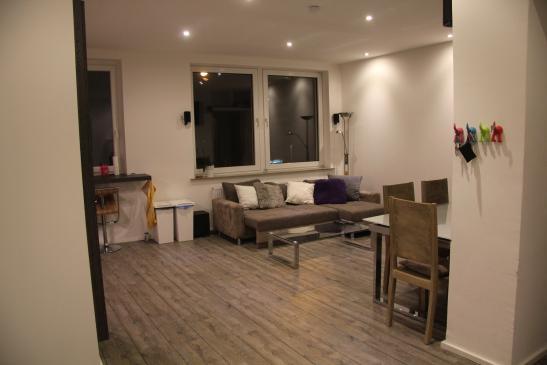 modern eingerichtete innenstadt wg sucht dich zimmer bielefeld innenstadt. Black Bedroom Furniture Sets. Home Design Ideas