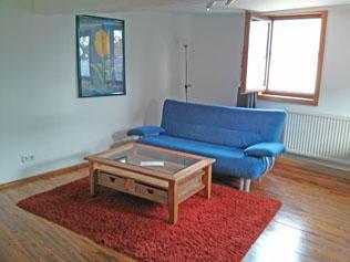 zimmer 34 m schlaf und wohnzimmer in netter 5er wg wohngemeinschaft mosbach m bliert. Black Bedroom Furniture Sets. Home Design Ideas