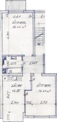 helle 2 zimmer k che bad wohnung in der innenstadt wohnung in kaiserslautern innenstadt. Black Bedroom Furniture Sets. Home Design Ideas