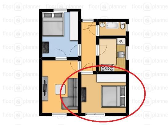 3 zkb 80 qm teilm bliert zur zwischenmiete ab 1 januar. Black Bedroom Furniture Sets. Home Design Ideas